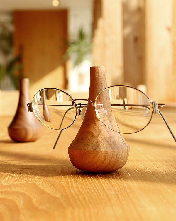 大切な眼鏡をおしゃれなインテリアに