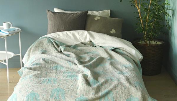 極上の夏の寝具
