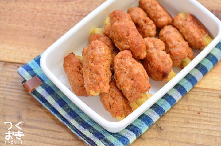 お弁当のおかずにも人気!肉巻きポテトレシピ