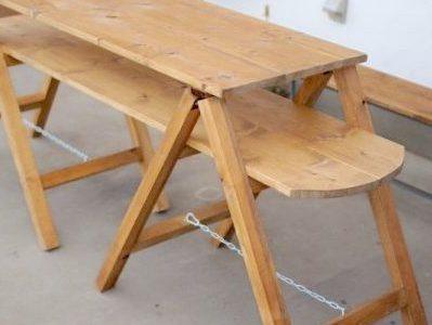 おしゃれなガーデンテーブルをDIYしよう。自作アイテムでお庭をもっと癒しの空間に