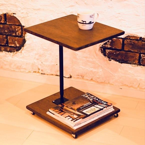 初心者におすすめのジャッキーミニテーブル