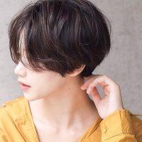 クールな雰囲気のハンサムショートヘアが大人気!おすすめのスタイルをご紹介