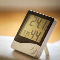 おしゃれな「温湿度計」を集めました。素敵なお部屋に馴染んで、もっと快適に
