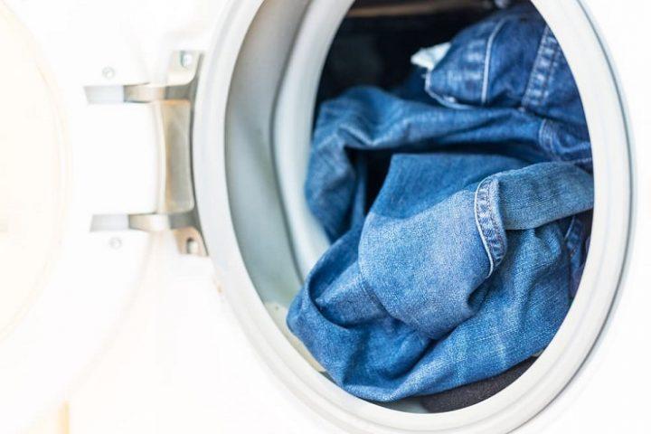 ジーンズの洗濯方法2