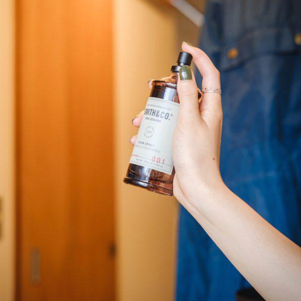 垂らす、置く、かける…タイプ別で楽しむ香りと暮らし5