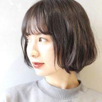 韓国風の黒髪ボブヘア15選。オルチャン・タンバルモリなど今時のトレンドボブをご紹介