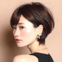 40代女性に似合う【アシメ前髪】特集。周囲と差をつける大人のおしゃれバングス