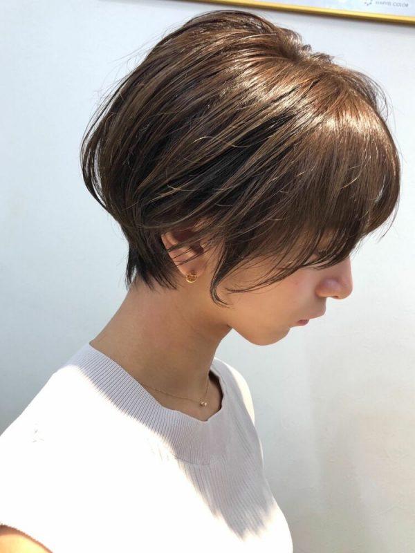 40代向け骨格診断ナチュラルの髪型特集2