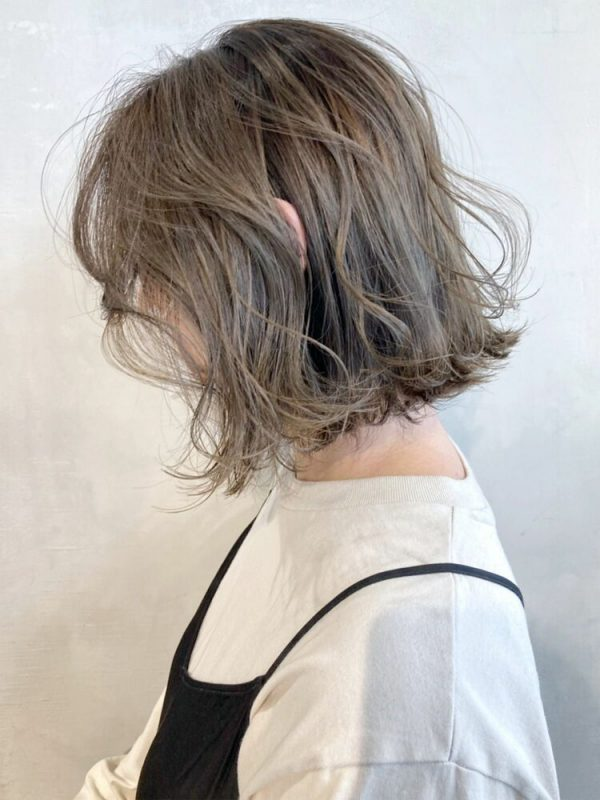 40代向け骨格診断ナチュラルの髪型特集4
