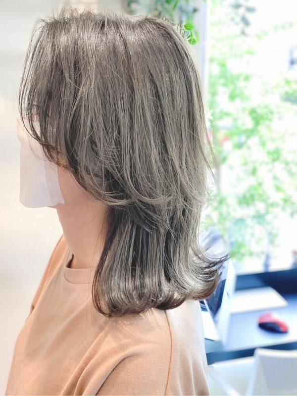 40代向け骨格診断ナチュラルの髪型特集6