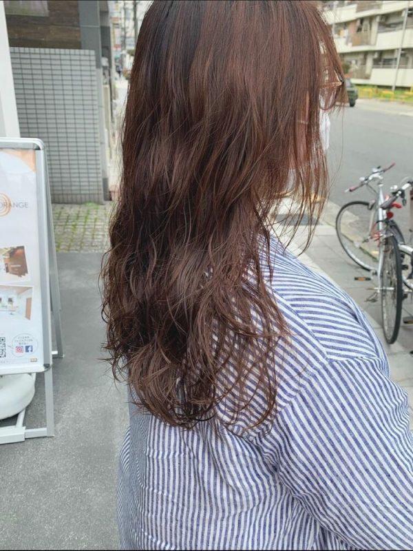40代向け骨格診断ナチュラルの髪型特集12