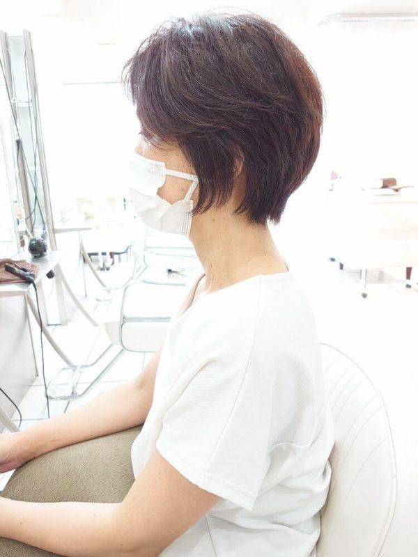40代向け骨格診断ナチュラルの髪型特集