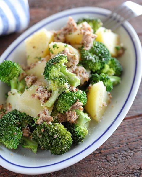 簡単!野菜のツナマスタード和えレシピ