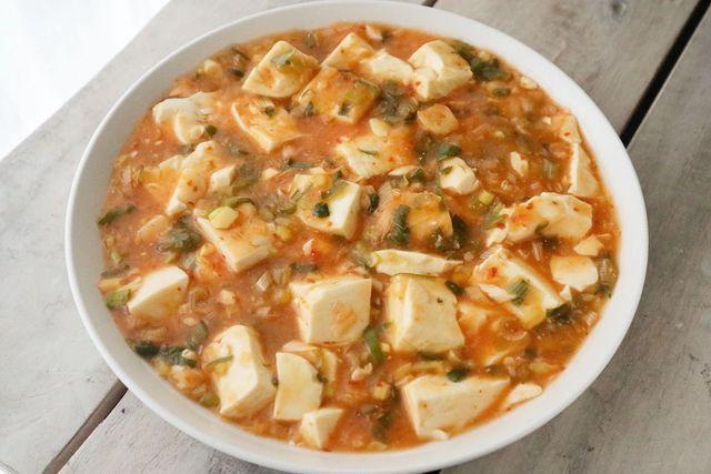 肉なしでも大満足♪ピリ辛麻婆豆腐レシピ