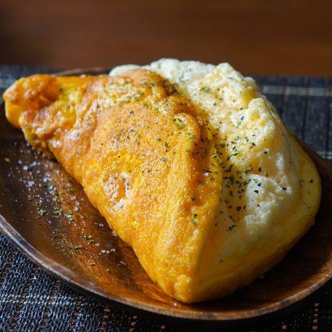 好みの風味で♪アレンジスフレオムレツレシピ