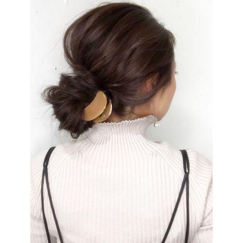 おすすめ簡単まとめ髪