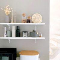 おしゃれなキッチンの飾り棚に憧れる!思わず人に見せたくなる素敵な空間作り実例