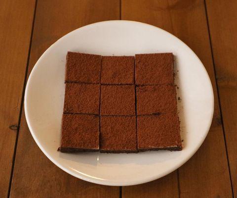 3つの材料で!ヘルシーな生チョコレシピ