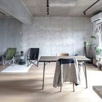 室内でも大活躍◎座り心地の良いアウトドアチェアとインテリア活用法