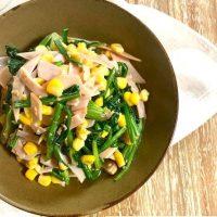 子供が喜ぶほうれん草のお弁当レシピ!栄養満点の簡単な作り方をまとめました