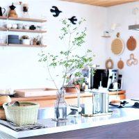 北欧インテリアで揃えるおしゃれキッチン特集。優しい印象に仕上げるちょっとしたコツ