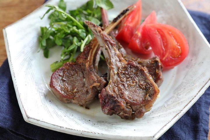 絶品の美味しさ!ラム肉のクミン焼き