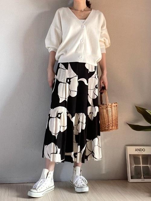 DHILIC スカート