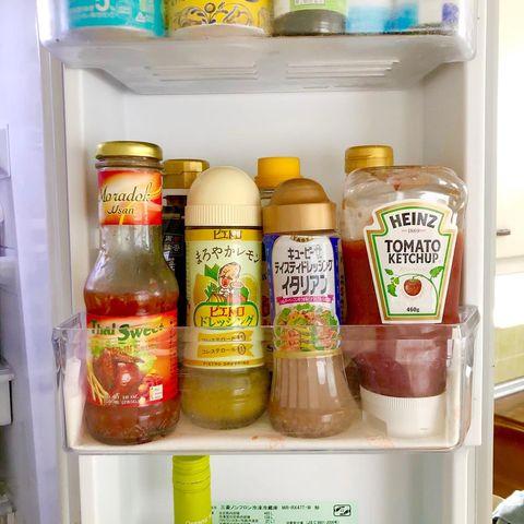 冷蔵庫内の消臭➈