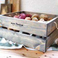 【folk公式アンバサダー】《ダイソー》のバーベキュー網で作る!ベジタブルボックス