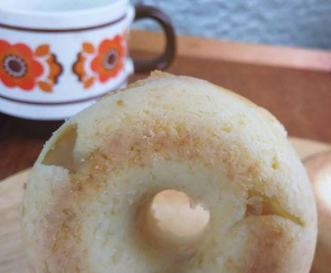 ヘルシーお菓子!米粉の焼きドーナツレシピ