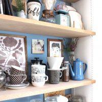 おしゃれなカフェ風のお部屋を拝見。小物や家具で簡単にお店のような雰囲気に