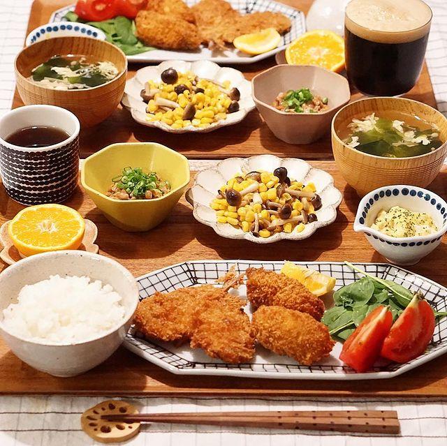 カキフライの人気献立レシピ