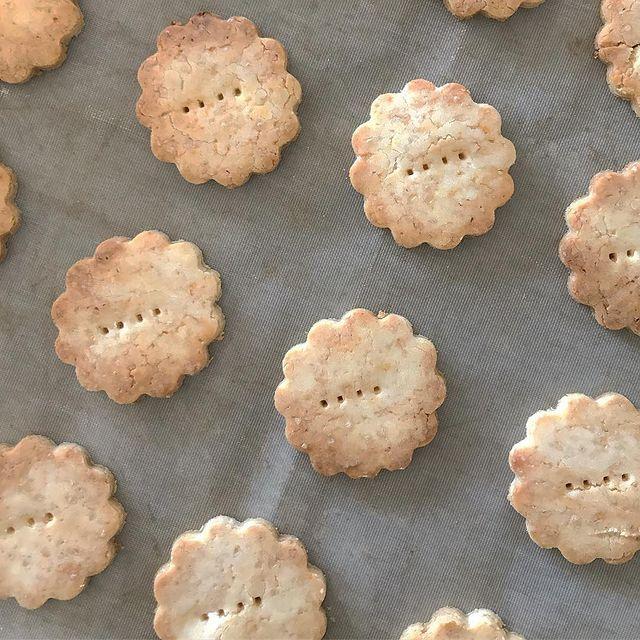 爽やかなお菓子♡レモンの米粉クッキーレシピ