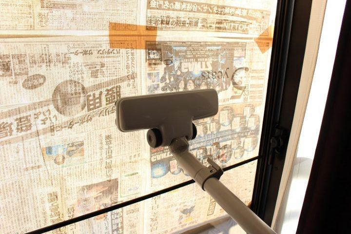 窓ガラスの掃除方法8