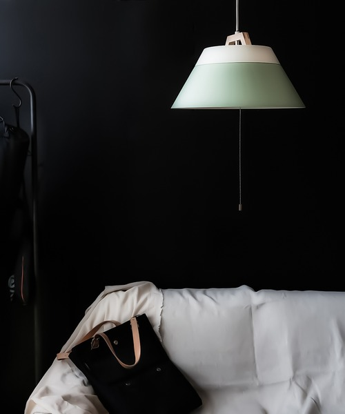 BRID] ブリッド 照明 2トーン ペンダントライト / BRID LAMP 2TONE 3BULB PENDANT LIGHT