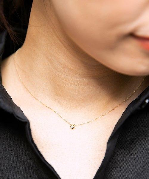 印象深い天然石ネックレス