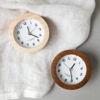 温かさを感じるオシャレな「置時計」。インテリアとしても存在を発揮!