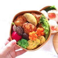 ニ段のお弁当の詰め方のコツをご紹介。彩り良く見た目をきれいにする、簡単な方法