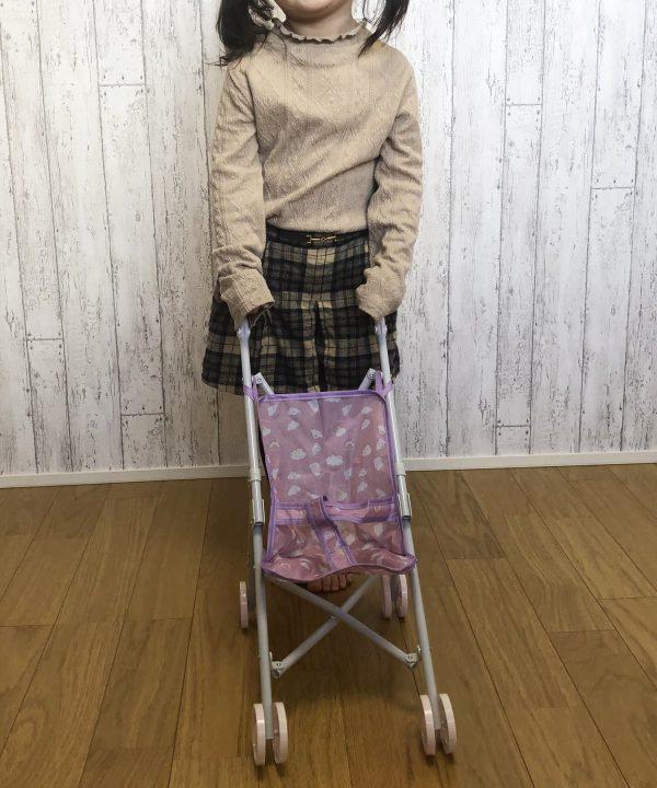 【SNSでも大人気!】ドールバギー 330円(税込)