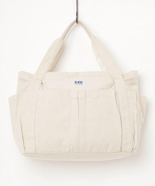 [A BAG OF CHIPS] Lee/キャンバスマザーバッグ
