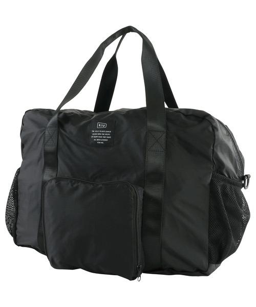 [Wpc./KiU] パッカブルトラベリングバッグ