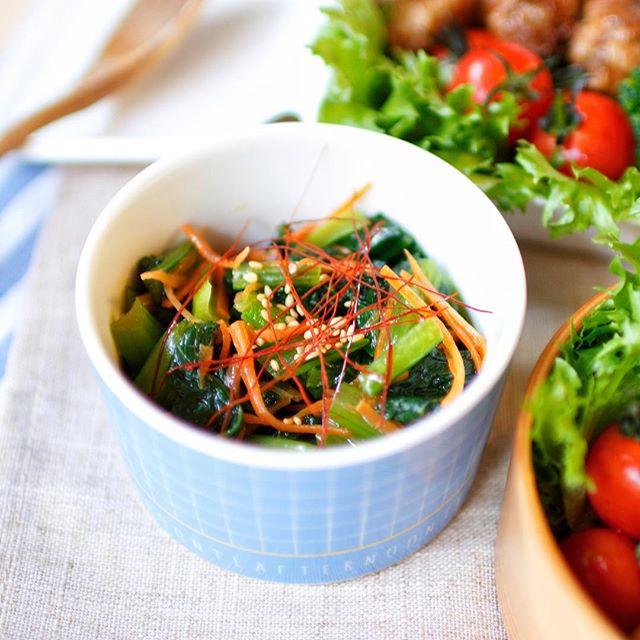 ジャージャー麺に合う副菜レシピ4