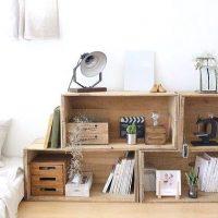 少し手を加えるだけ。りんご箱のDIYアイデアで自分だけの収納や家具を作ろう