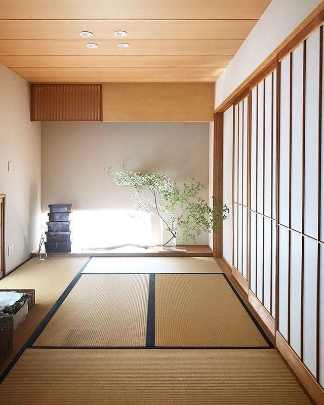 モダンデザインを楽しむ床の間インテリア