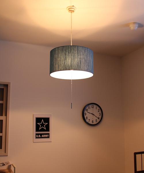 [FUNALIVE] 【YOUWA】デニムシェードの2灯ペンダントライト