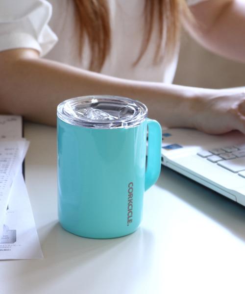 [SPICE OF LIFE] 16oz/400ml COFFEE MUG コーヒーマグ 保温保冷マグカップ [CORKCICLE/コークシクル]