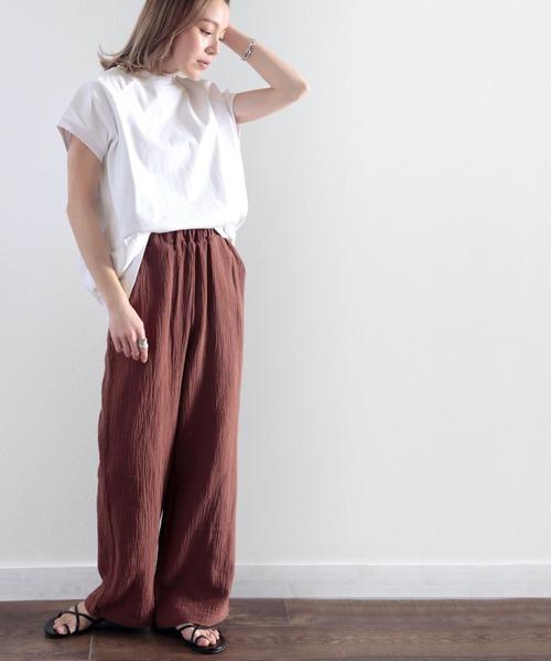 【Classical Elf】モックネックTシャツ