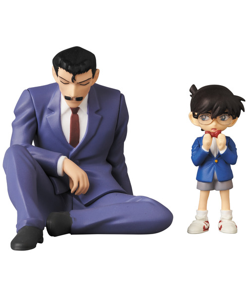 [MEDICOM TOY] UDF 名探偵コナン シリーズ3 眠りの小五郎&江戸川コナン