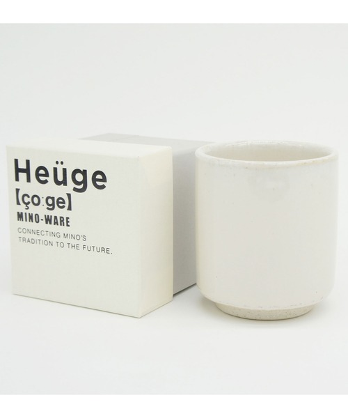 [TIMELESS COMFORT] Heuge (ひょうげ) CUP