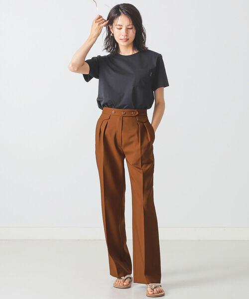 THE NORTH FACE / エアリー ポケット Tシャツ